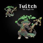 Twitch the Plague Rat