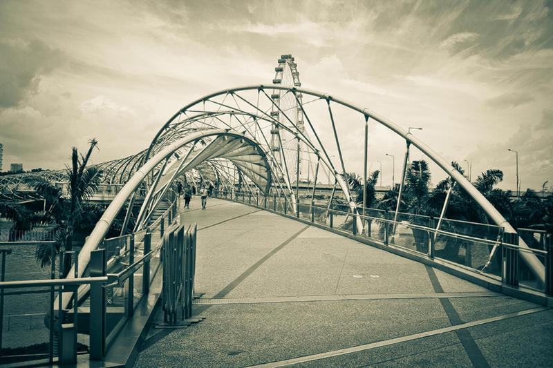 Helix Bridge by markaroni