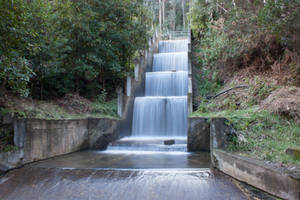 Waterfall Stock 5 by SSyn-Stock