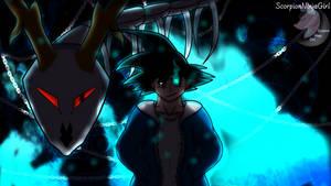 Sans Goku (Request)