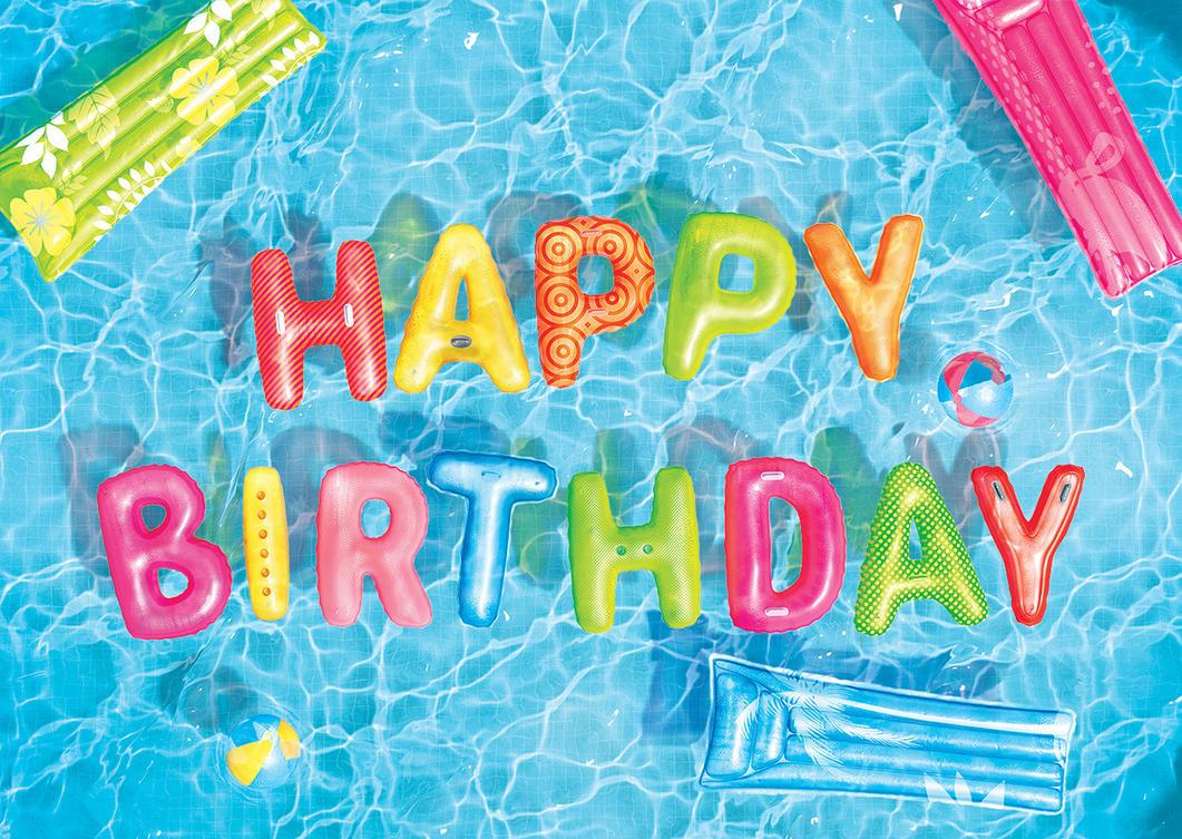 Happy Birthday by Nio0n