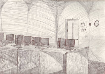 #2 Point Room Design Final - Lab thingy by Tabbie1999