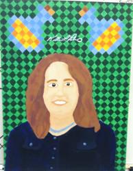 Mrs. Forbes Teacher Portrait by Tabbie1999
