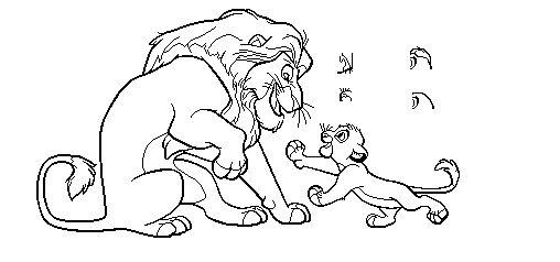 The Lion King Base 3
