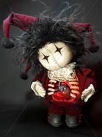 I Give You my Heart Doll by KKallweit