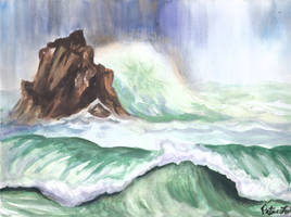 SeascapeWatercolormistResized by Vision800
