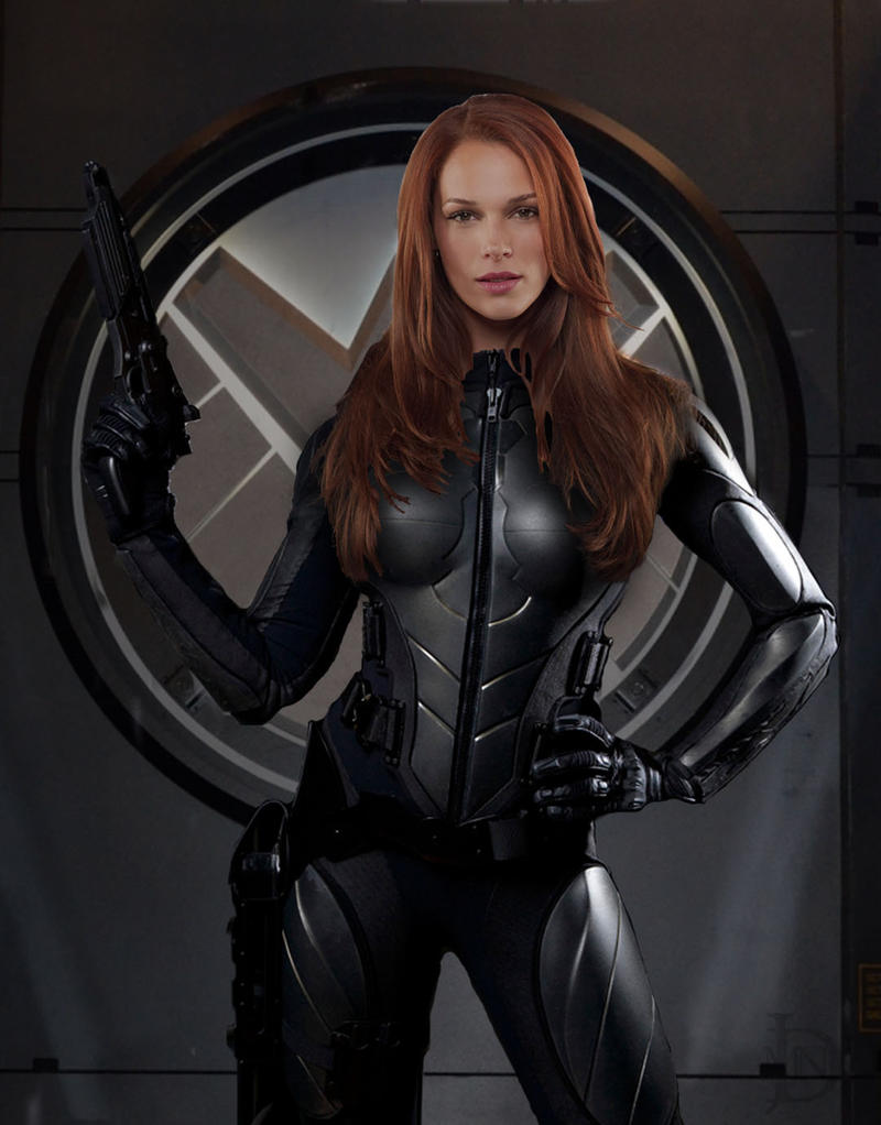 Marvel's Sharon Carter by DJMadameNoir