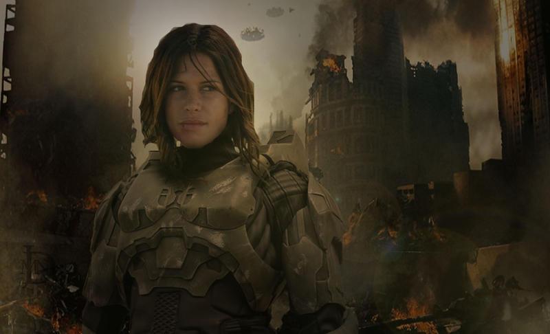 Halo: Survival by DJMadameNoir