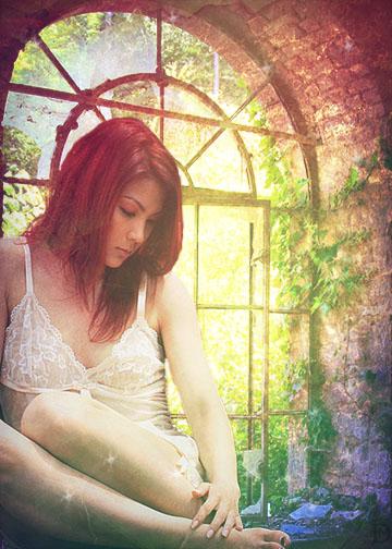 Portrait of Color by DJMadameNoir