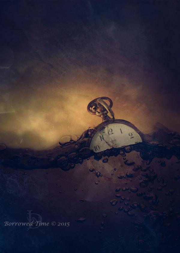 Borrowed time by DJMadameNoir