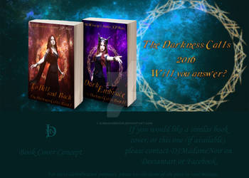 The Darkness Calls Concept covers