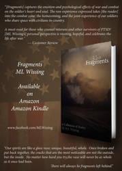 (I wrote a book!!!) Fragments Publishment