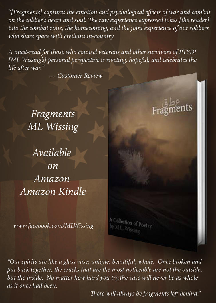(I wrote a book!!!) Fragments Publishment by DJMadameNoir
