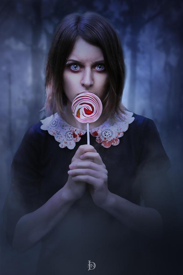 Dark Candy by DJMadameNoir