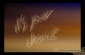 choice by enochmm