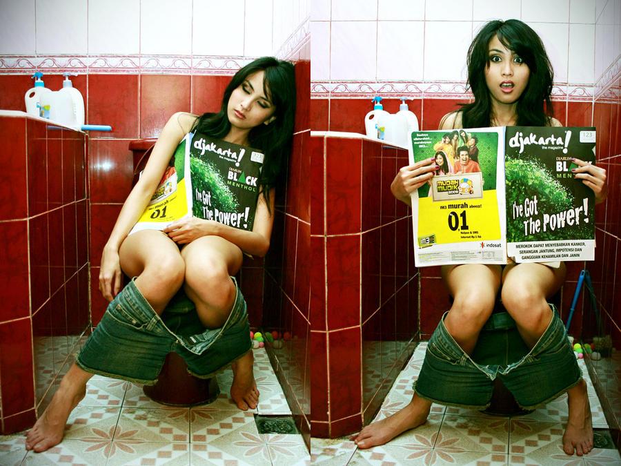 toilet sex stories