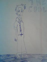 Tre Cool Sketch