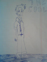 Tre Cool Sketch by KillMilly