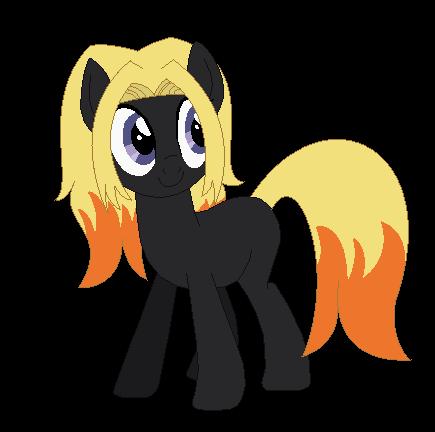 Blonde Pony Adopt CLOSED by Mizz-Magic