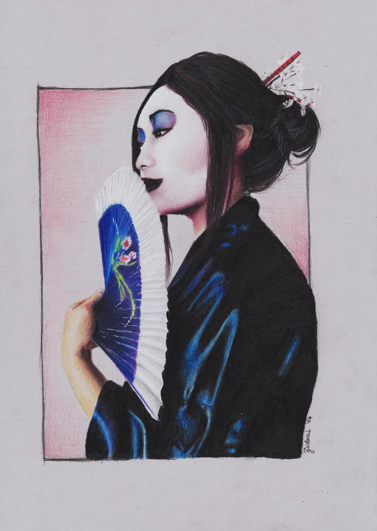Geisha by 19ZsErika