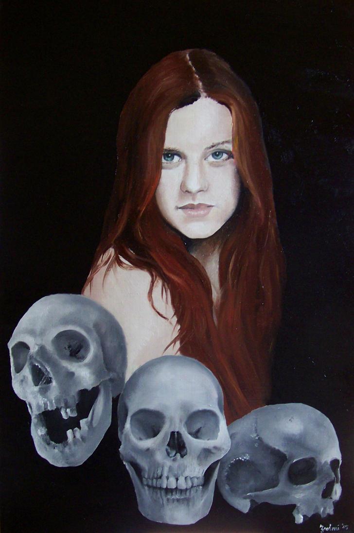 Immortal innocence by 19ZsErika