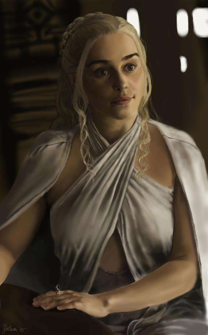Daenerys by 19ZsErika