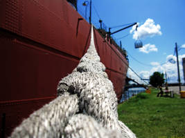 Mooring Line. by Ad-Noctum