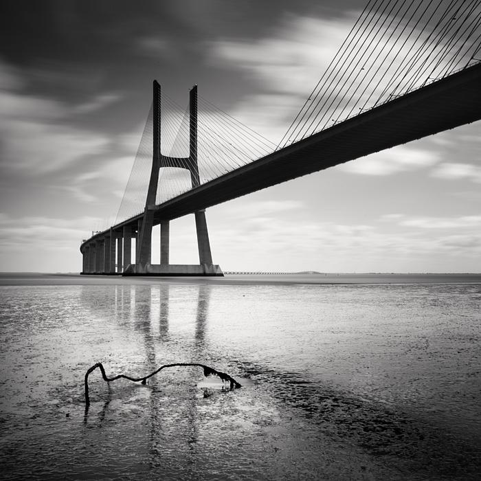 Vasco da Gama Bridge by sensorfleck