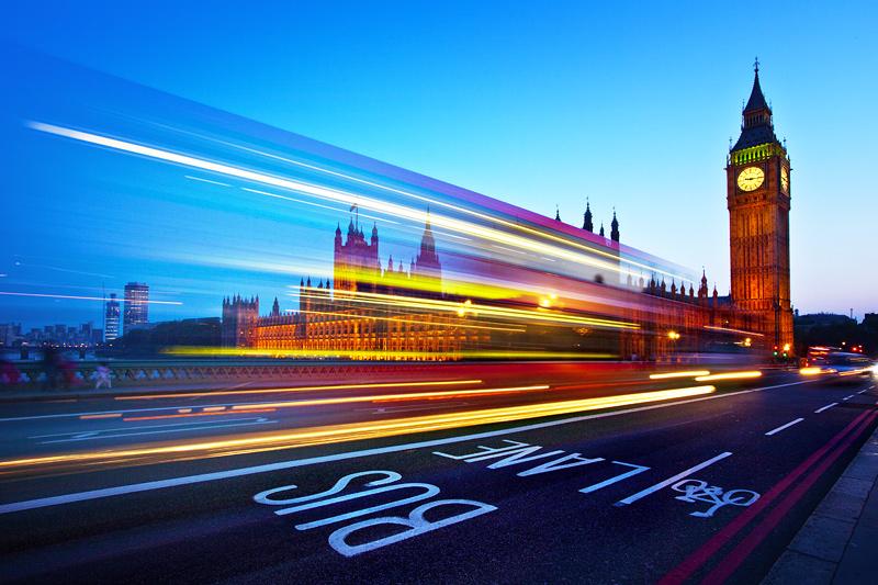 London.11 Bus Lane by sensorfleck
