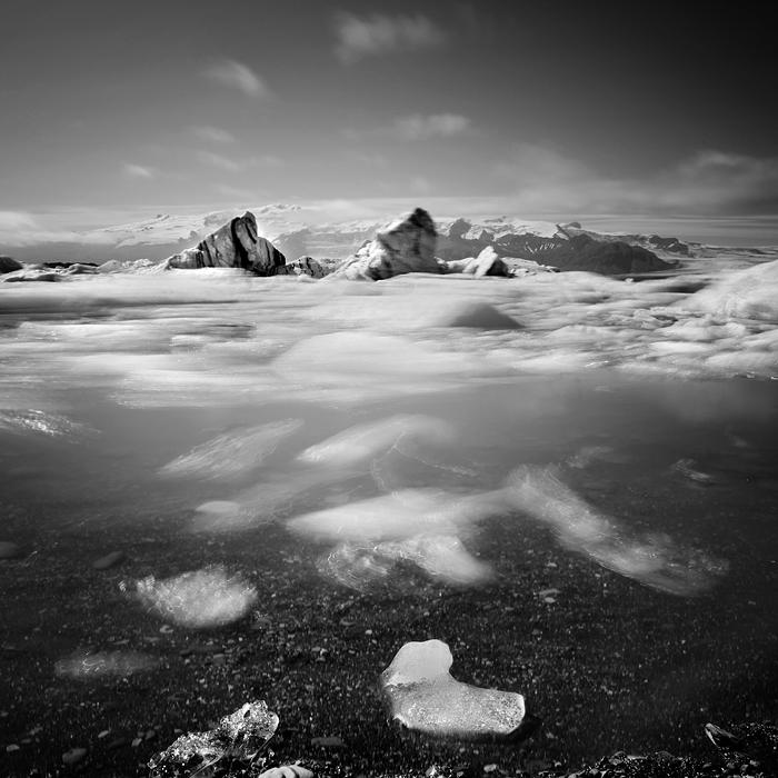 Floating Ice by sensorfleck