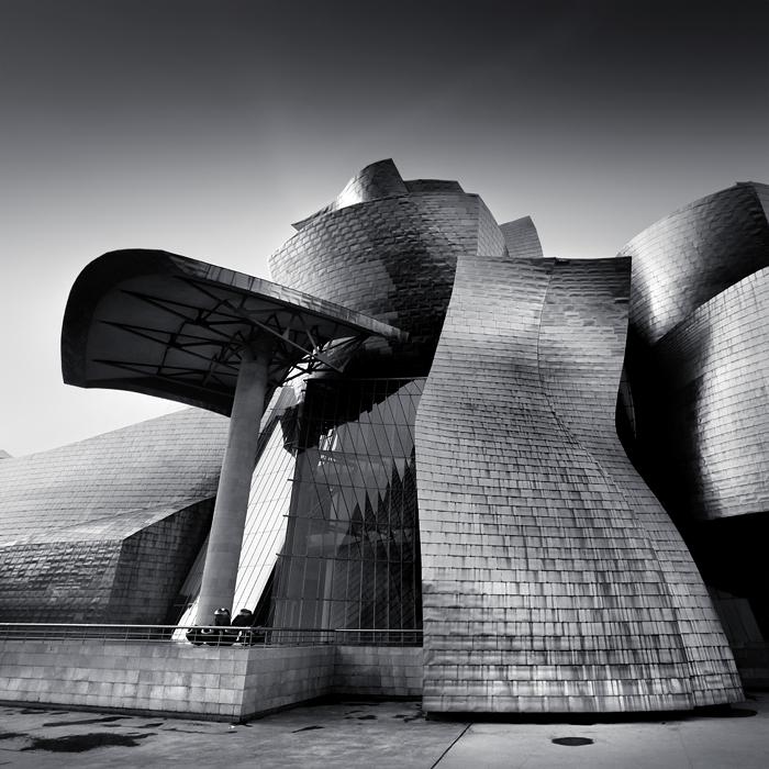 Guggenheim Bilbao II by sensorfleck
