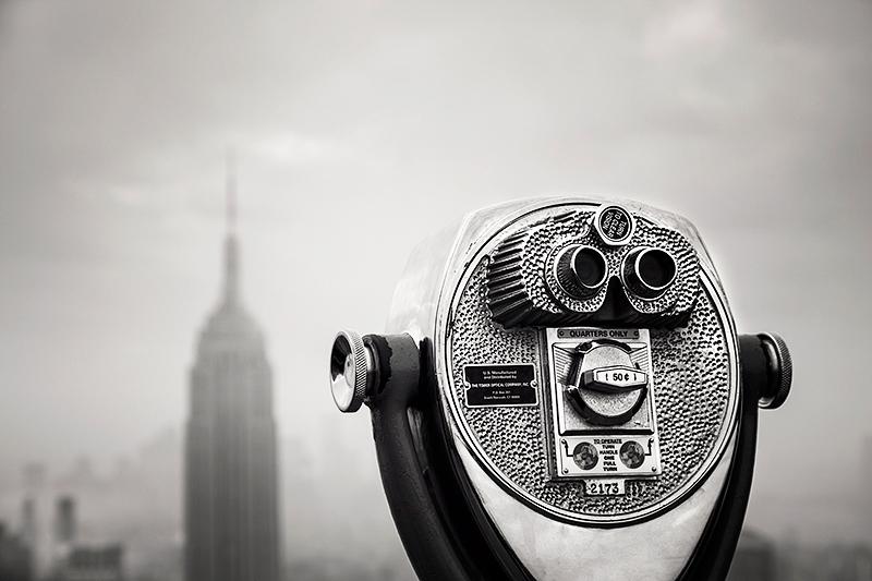 NYC: Viewpoint by sensorfleck