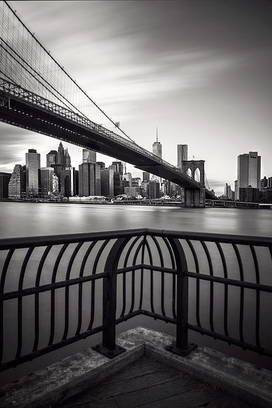 NYC: Fulton Ferry by sensorfleck