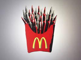 McDonalds Bullets by dannyboib