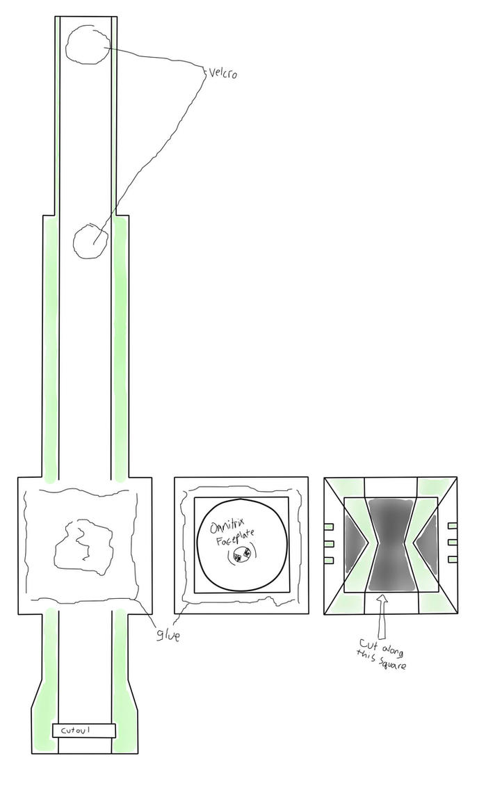 omniverse omnitrix diagram by doc04 on deviantart