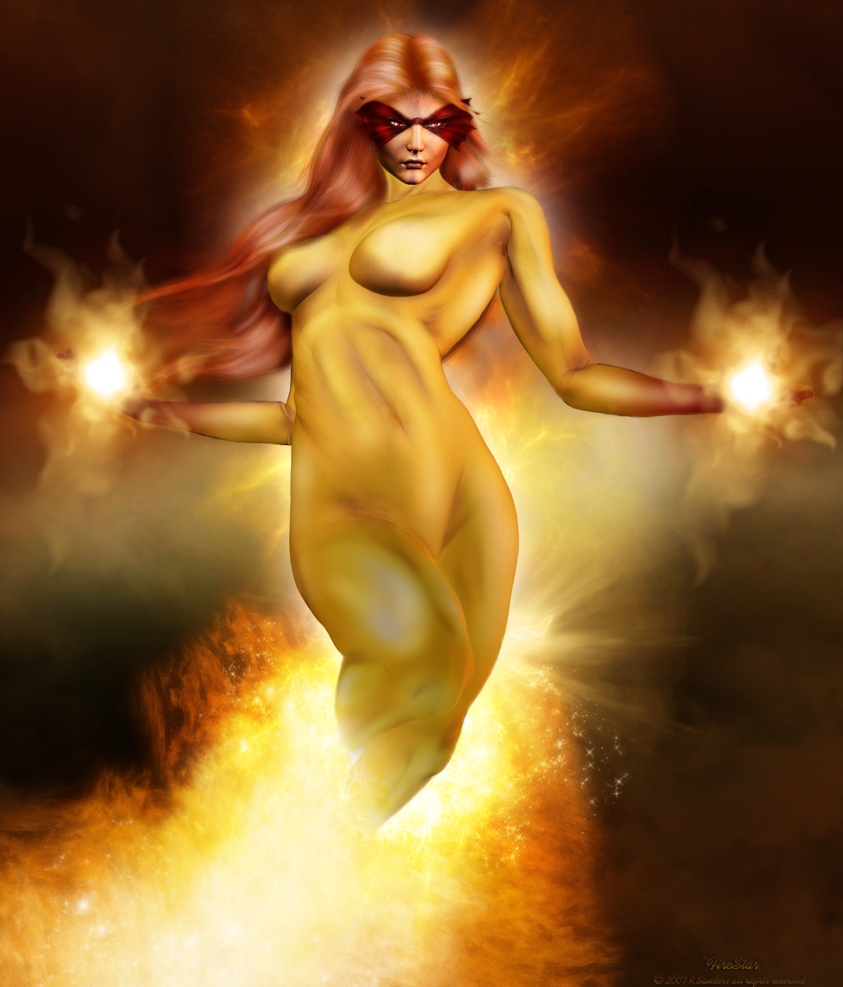 FireStar by XxWarbladexX