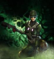 Nanno Enforcer by XxWarbladexX