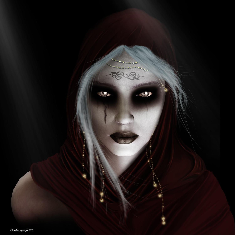 The Mystic by XxWarbladexX