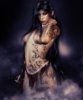 Lady Hawke by XxWarbladexX