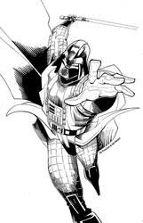 Vader by billmeiggs