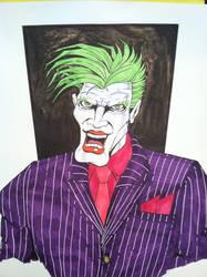 Joker by billmeiggs