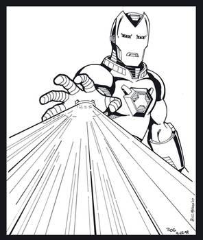 Iron Man repulsers