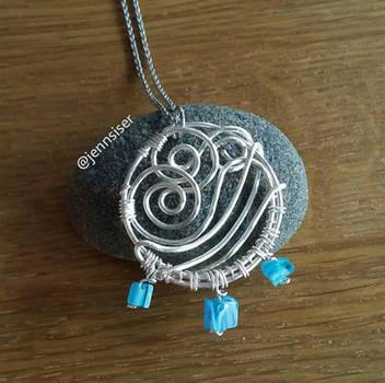 Katara's necklace