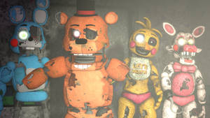 Withered Toys