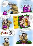 Kabuto birthday pt1: Present