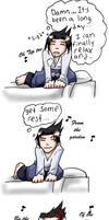 Sasuke + Orochimaru  Problems