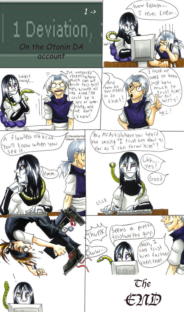Orochimaru And Kabuto Fanfiction – images free download