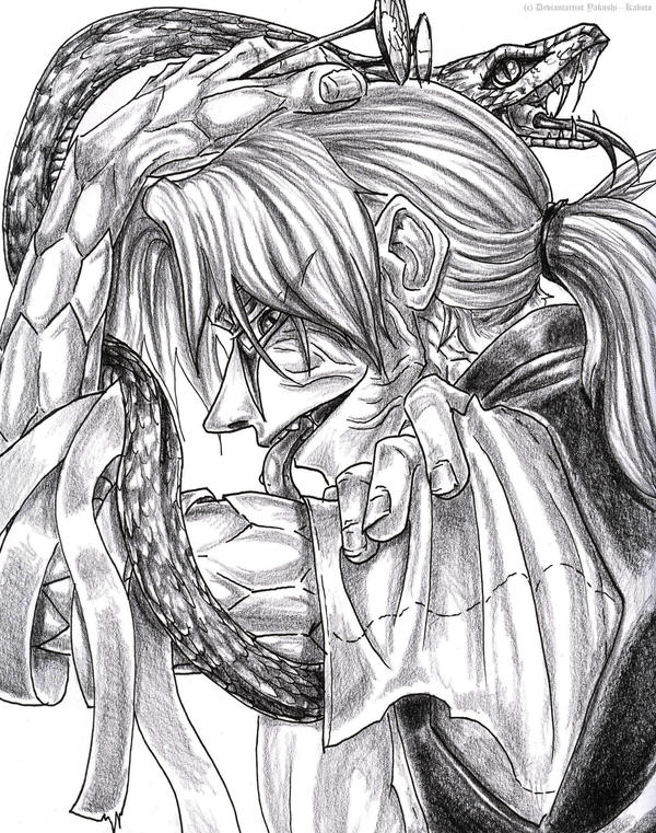 Kabuto Kabuchimaru: Sleeve by Yakushi--Kabuto