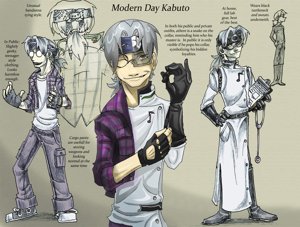 Yakushi Kabuto: Modern by Yakushi--Kabuto