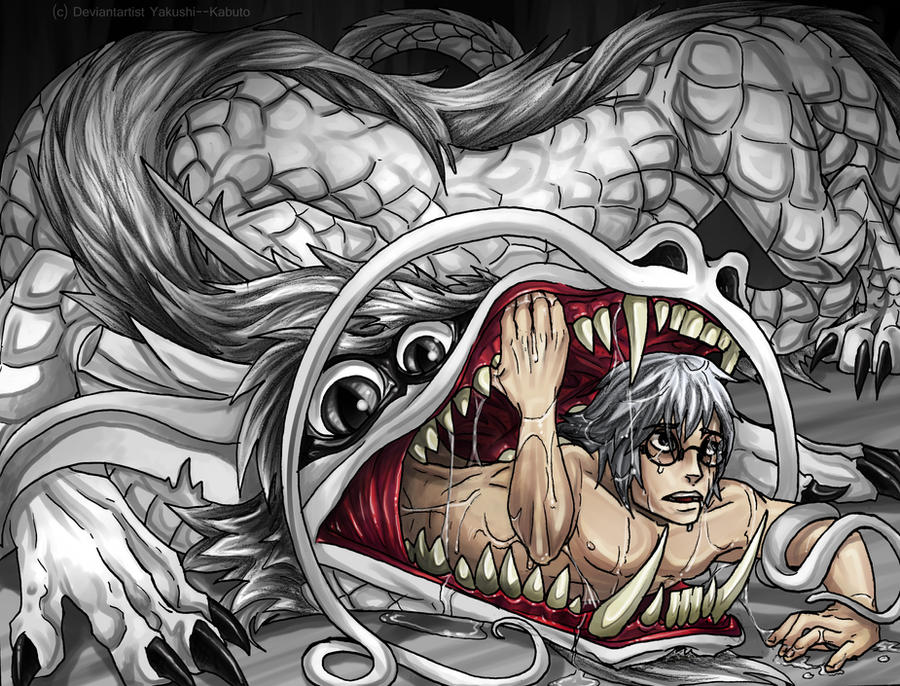 Kabuto: Reborn by Yakushi--Kabuto
